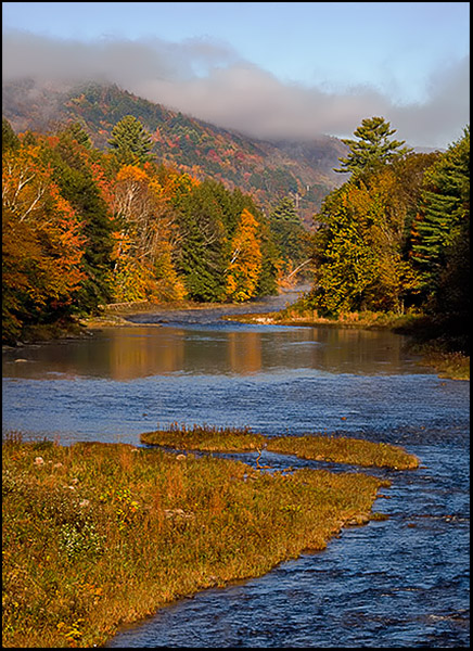 Fall Color West River