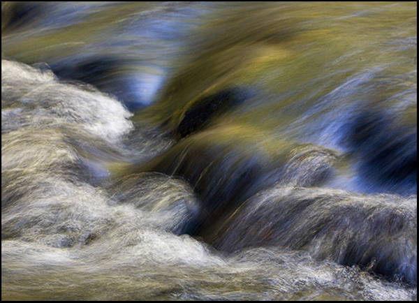 Rutland Brook Rapids closeup